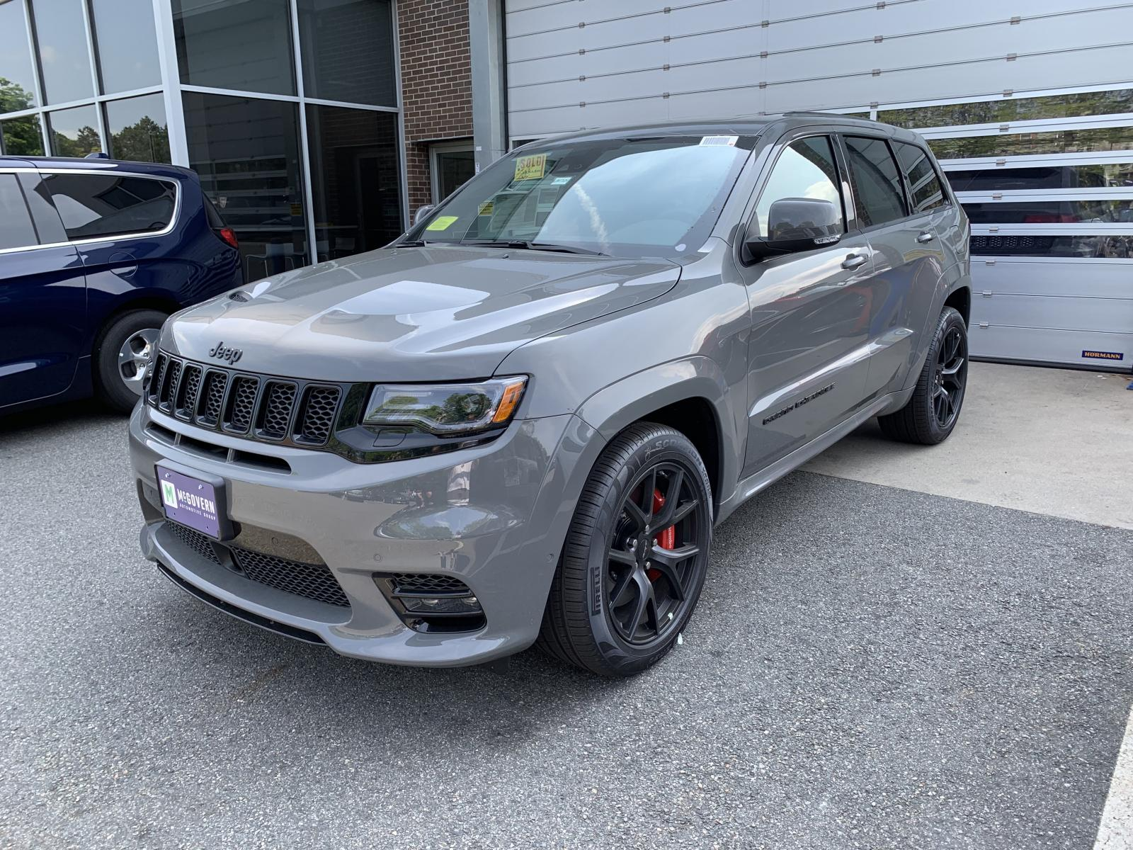 Test Drove Today And Have Questions Jeep Trackhawk Forum